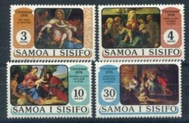 Samoa, michel 306/09, xx