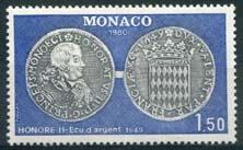 Monaco, michel 1427, xx