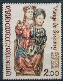Andorra Fr., michel 292, xx
