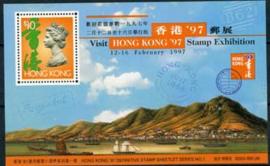 Hong Kong, michel blok 40, xx