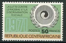 Centrafricain, michel 256, xx