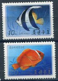 Korea N., michel 2726/27, xx