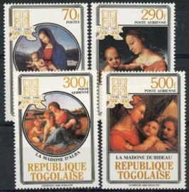 Togo, michel 1802/05, xx