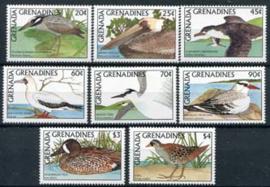 Grenada Gren., michel 959/66, xx