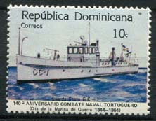 Dominica Rep., michel 1422, xx
