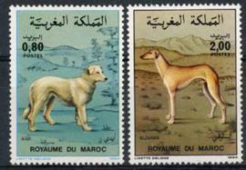 Marokko, michel 1061/62, xx