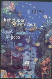 Indonesie, zbl. blok 199, xx