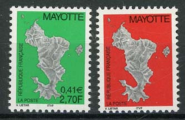 Mayotte, michel 94/95, mxx