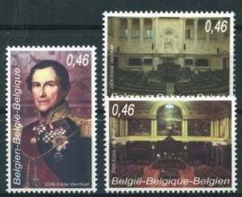 Belgie, obp 3491/93 , xx