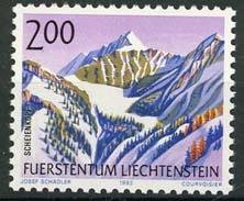 Liechtenstein, michel 1059, xx