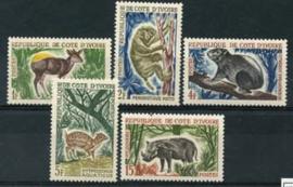 Ivoorkust, michel 259/63, xx