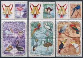 Cuba, michel 1373/87, xx