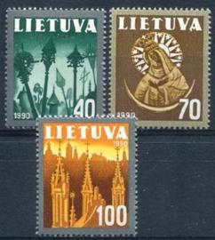 Litouen, michel 474/76 , xx