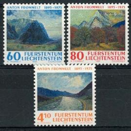 Liechtenstein, michel 1108/10, xx
