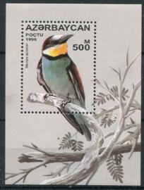 Azerbaidjan, michel blok 23, xx