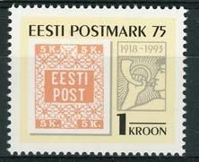 Estland, michel 214 , xx