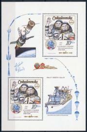 Tsjechoslowakije, michel blok 53, xx
