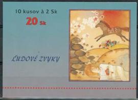 Slowakije, michel MH met 10 x 248, xx