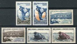 Antarctica Fr., michel 2/7, xx