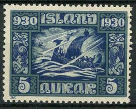 IJsland, michel 126, xx