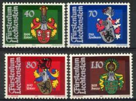 Liechtenstein, michel 793/96, xx