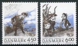 Denemarken, michel 1366/67, xx