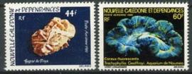 N.Caledonie, michel 701/02, xx