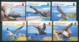 Alderney, michel 280/85, xx