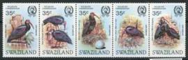 Swaziland, michel 449/53, xx