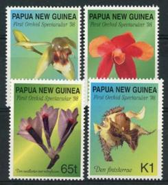 Papua N.Guinea, michel 828/31, xx
