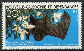 N.Caledonie, michel 612, xx