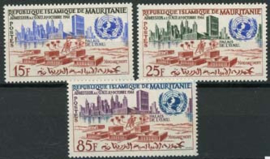 Mauretanie, michel 191/93, xx