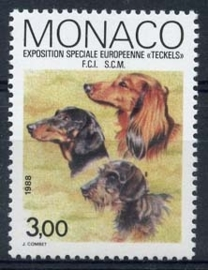 Monaco , michel 1857 , xx