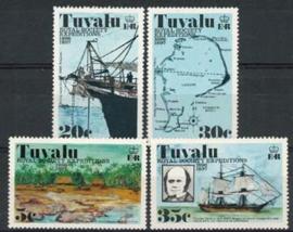 Tuvalu, michel 54/57, xx