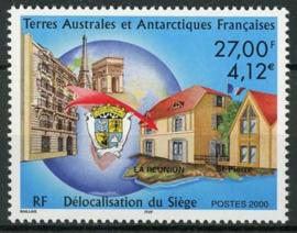 Antarctica Fr. , michel 438, xx