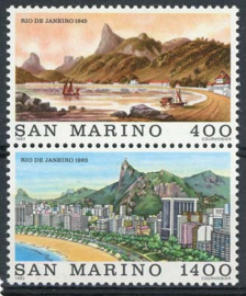 S.Marino, michel 1285/86, xx
