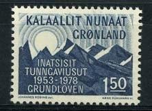 Groenland, michel 109, xx