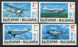 Bulgarije, michel 4180/83, xx