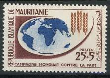 Mauretanie, michel 200, xx