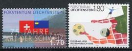 Liechtenstein, michel 1171/72, xx