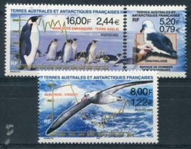Antarctica Fr., michel 430/32, xx