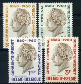 Belgie, obp 1159/62,xx