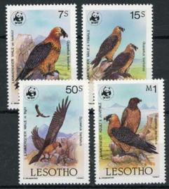 Lesotho, michel 556/59, xx