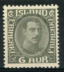 IJsland, michel 87, xx