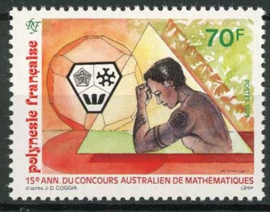 Polynesie, michel 637, xx