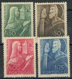 Portugal, michel 720/23, xx