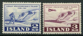 IJsland, michel 273/74, xx