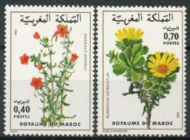 Marokko, michel 955/56, xx