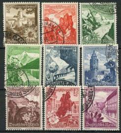Duitse Rijk, michel 675/83, o