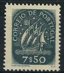 Portugal, michel 729,x